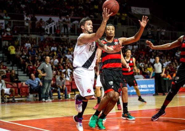 Flamengo x Vasco se enfrentaram há pouco mais de uma semana em Fortaleza