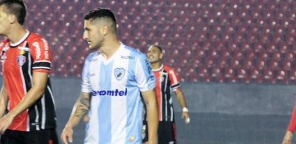 Zé Rafael é o camisa 10 do Londrina e um dos destaque da equipe na Série B