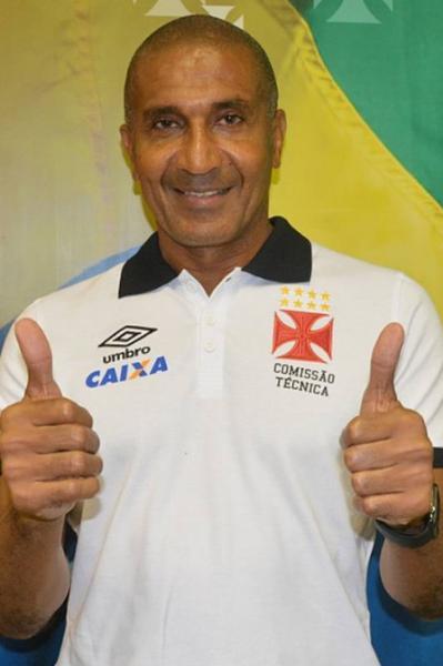 Cristóvão está feliz por voltar ao Vasco, onde trabalhou em 2011 e 2012