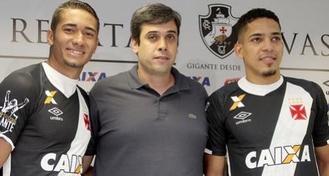 Jean, Euriquinho e Gilberto