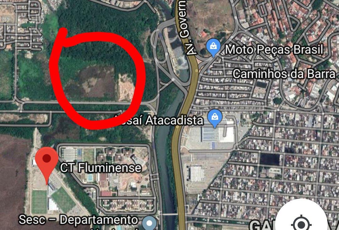 Veja Onde Ser 225 O Local Do Novo Ct Do Vasco Netvasco