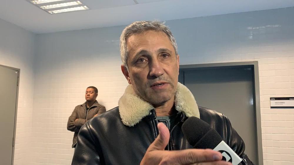 Alexandre Campello é o atual presidente do Vasco