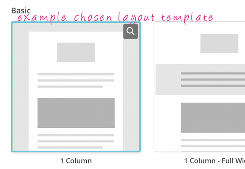 mailchimp create template from campaign - mailchimp template layout for newsletter