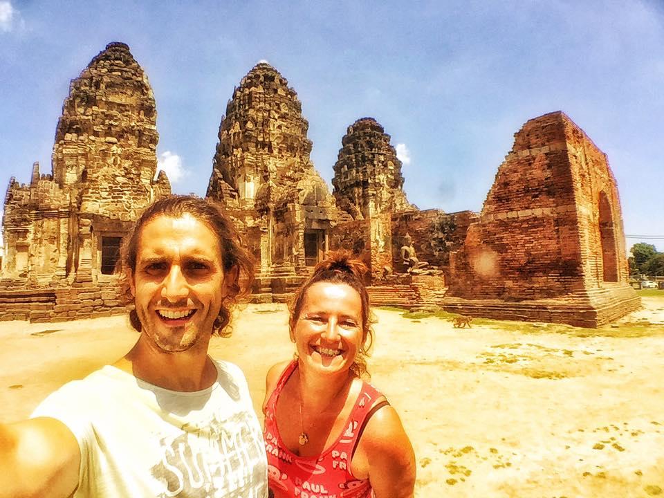 Sukhothai e Lopburi  Turisti per Finta