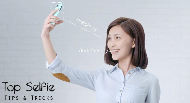 selfie tips and tricks
