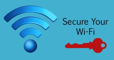 secure your wifi