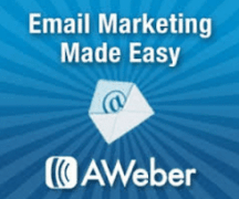 Personal Voucher Code Aweber Email Marketing 2020