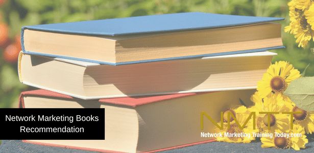 Network Marketing Books Recommendation