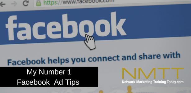 Facebook Ads Tip