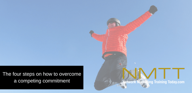 The Four Steps on How Do You Overcome a Competing Commitment