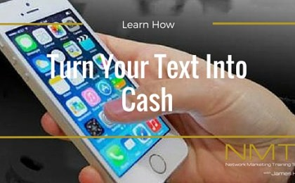 network marketing text messaging