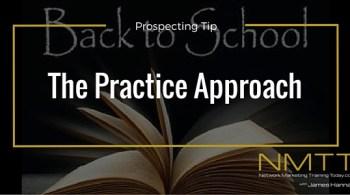 practice approach script