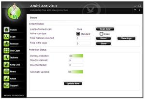 amiti-antivirus