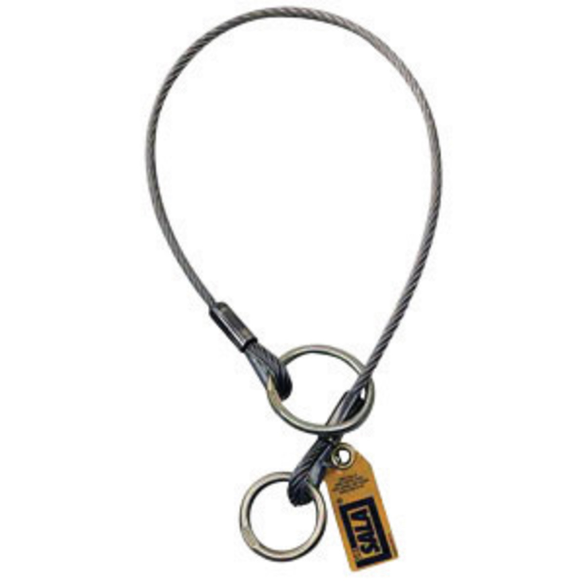 Dbi Sala 6 3 8 Stainless Steel Cable Choker With