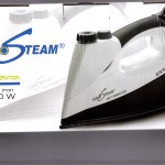 The Eurosteam Pressurized Iron; Ergonomic Rotary Cutter