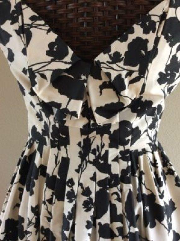 INside a Designer Gown