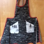 Fabric Glue, Bias Binding and Aprons