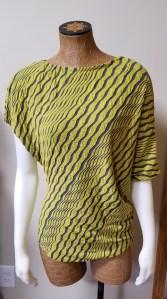 The Asymmetrical Knit Top