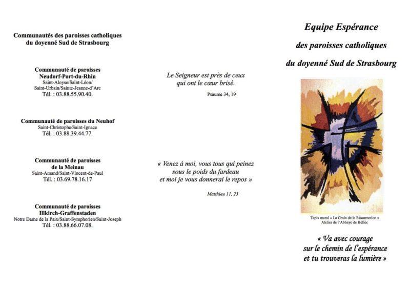 plaquette version 2015 croix de Belloc