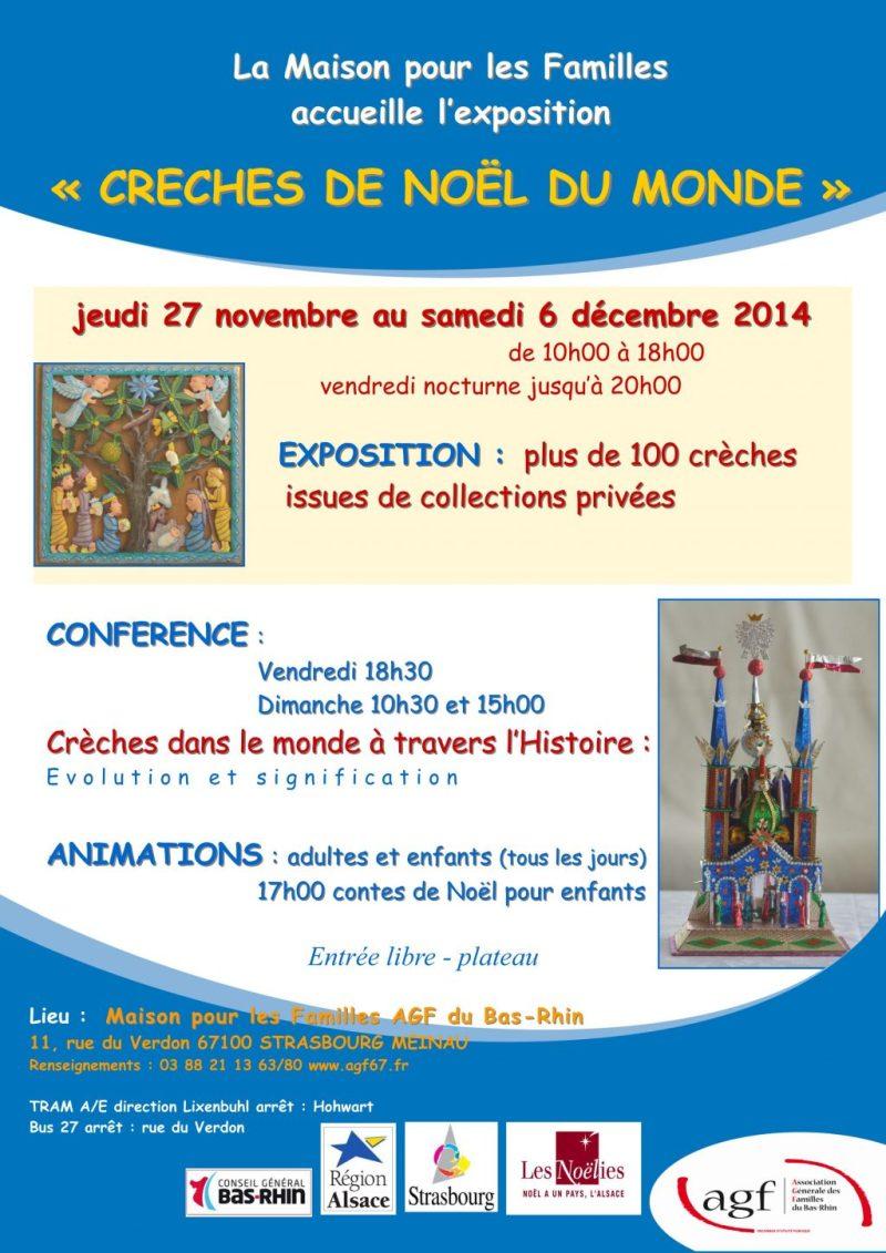 AFFICHE A4 Crèches de Noël_01