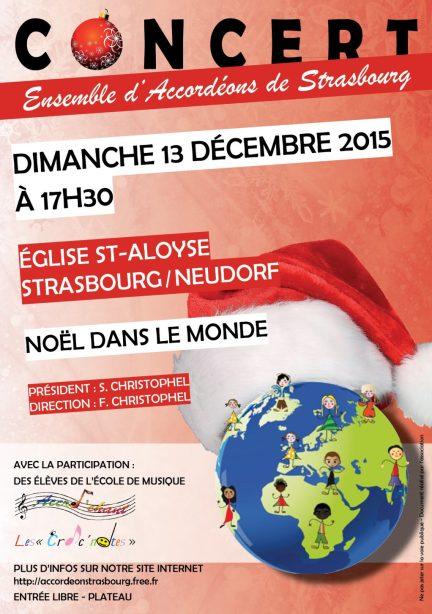 E.A.S. Tract A5 Concert Noel - Saint Aloyse 2015