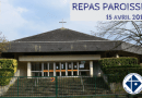 Invitation au repas paroissial : 15 avril