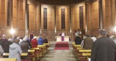 Vêpres et conférences œcuméniques de Carême