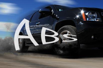 Welche Vorteile bietet ein Antiblockiersystem (ABS)?