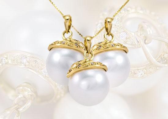 Was für Brautschmuck Perlen gibt es?