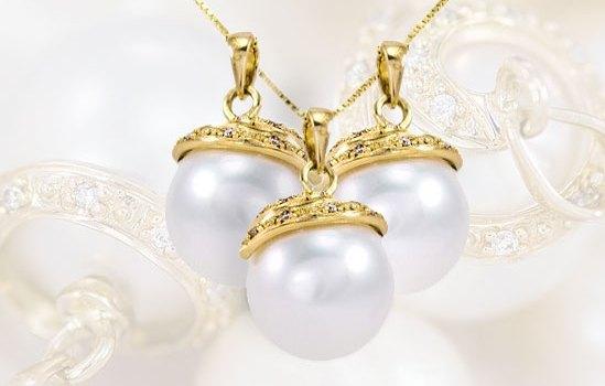 Brautschmuck-Perlen
