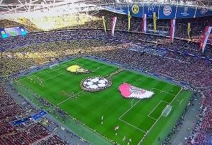 Champions League 2013. Bayern München - Borussia Dortmund