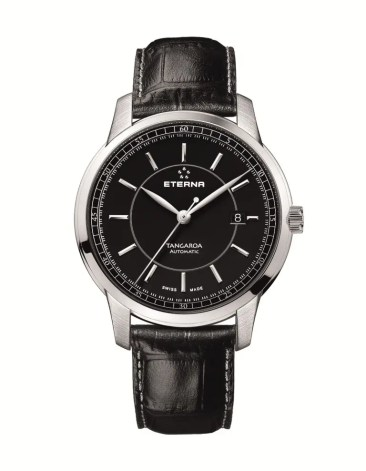 """Eine Uhr (nicht nur) für Abenteurer –  Eterna """"Tangaroa"""""""