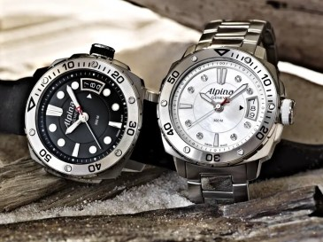 Alpina Diver Midsize Collection