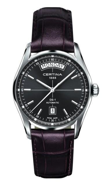 Certina DS-1 Automatic Day-Date: mit sicherem Stil