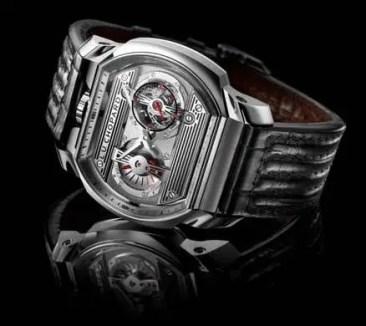 L.U.C Engine One H von Chopard: Hybrid zwischen Automobiltechnik und hoher Uhrmacherkunst