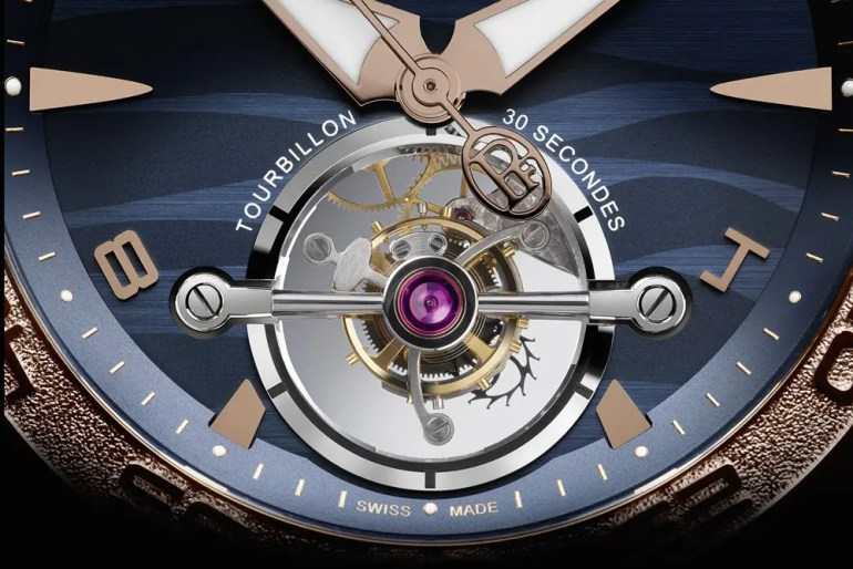 Parmigiani Pershing Tourbillion Abyss