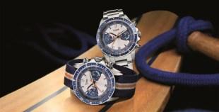 Tudor Montecarlo 70330B_double_blue_fabric_strap_blue_amb02