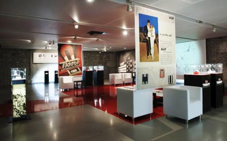 Ausstellung anlässlich des 160-jährigen Jubiläums von Tissot