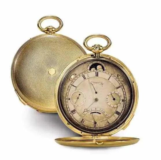 Breguet-Museen mit drei weiteren historischen Uhren