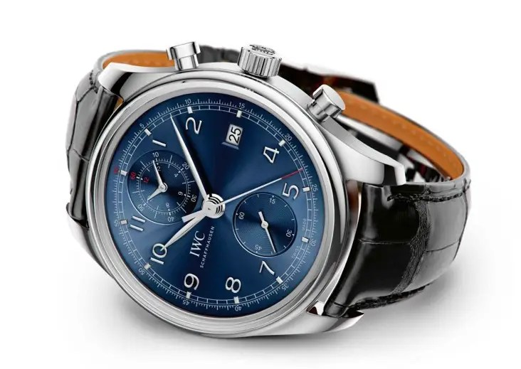 IWC Portugieser Chronograph Classic Edition Laureus Sport for Good Foundation
