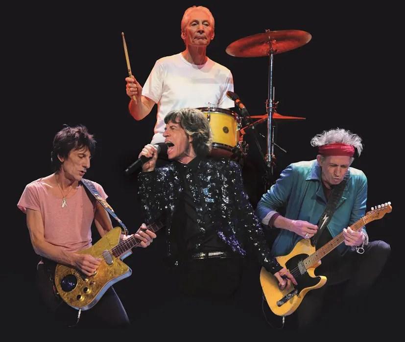 Zenith el Primwero Rolling Stones