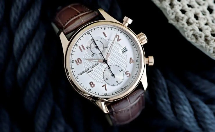 Frederique Constant Runabout Chronograph Automatic FC-393RM5B4