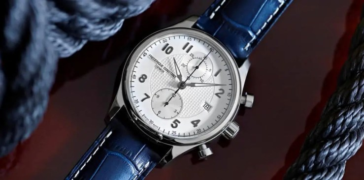 Frederique Constant Runabout Chronograph Automatic FC-393RM5B6