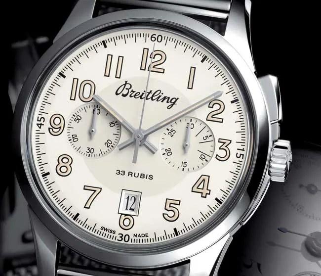 Baselneuheit 2015: Breitling Transocean Chronograph 1915