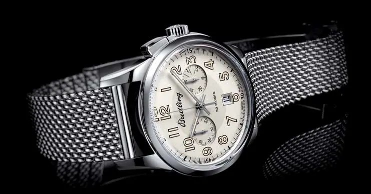 Breitling TransoceanChronograph 1915