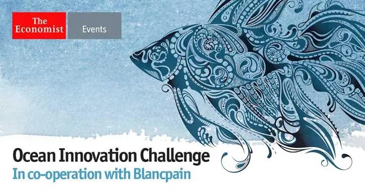 Blancpain lanciert Ocean Innovation Challenge