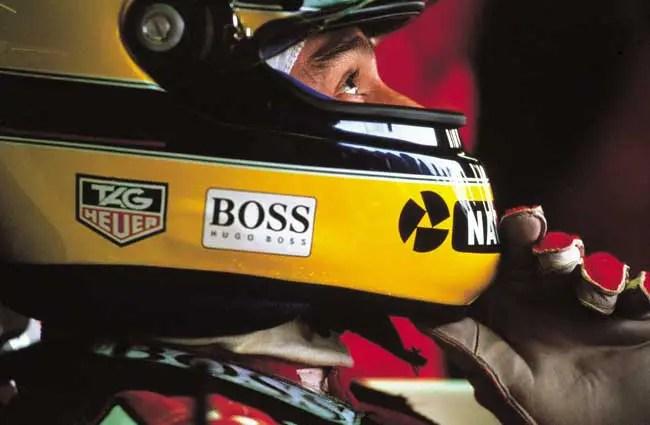 TAG Heuer Senna Spezial Kollektion