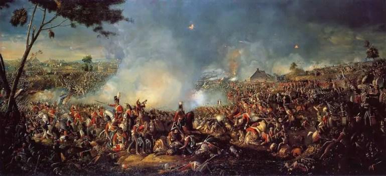 Breguet gedenkt der Schlacht von Waterloo