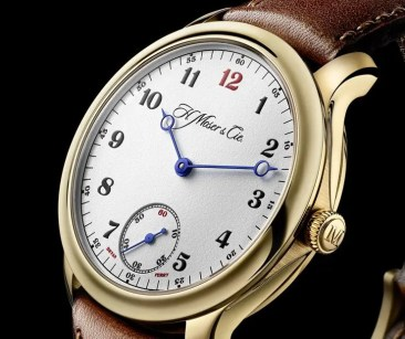 H.Moser & Cie Endeavour Small Seconds Bryan Ferry