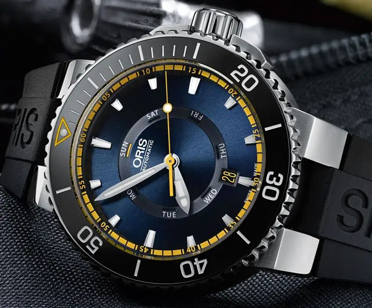 Oris Great Barrier Reef Limited Edition II